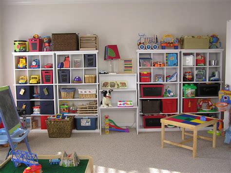 Toddler Room Organization by Organizing Toys