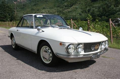 1966 lancia fulvia series 1 coupe classic italian cars