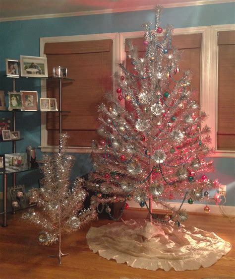 aluminium christmas tree love one with a story one