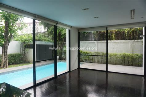 4 bedroom house with pool for rent thonglor 4 1 bedroom house amazing properties