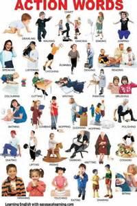 list of verbs words grammar