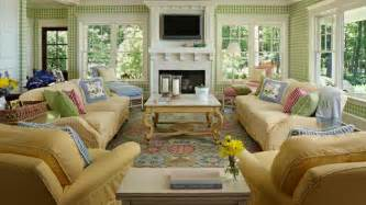 Ideas For A Country Kitchen 15 homey country cottage decorating ideas for living rooms
