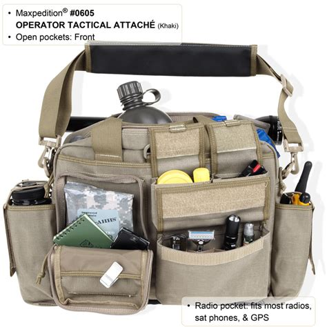 maxpedition rifle maxpedition operator tactical attache range and gear
