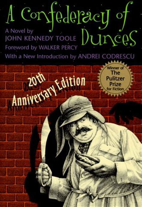a confederacy of dunces a confederacy of dunces by john kennedy toole teen book review of fiction