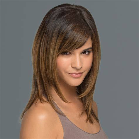 types of hairstyles for women classic sleek lob haircut women s hairstyles signature