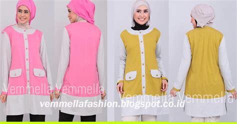 Baju Kaos Muslimah Rabbani Katalog Vemmella Baju Kaos Gamis Atasan 0856 4864 8202