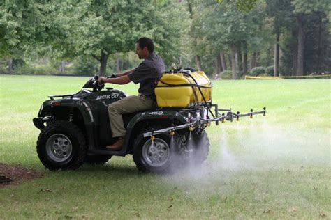 atv sprayers  cropcare equipment