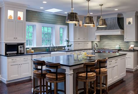 traditional cottage kitchens traditional cottage kitchen with a twist in glenview