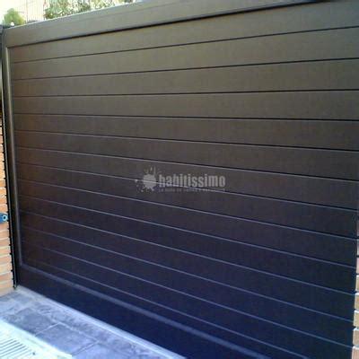 presupuesto puerta garaje corredera en sevilla online - Puertas Correderas Garaje Precios