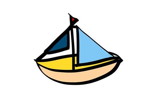 cartoon boat transparent background ilustraci 243 n gratis bote de vela dibujos animados
