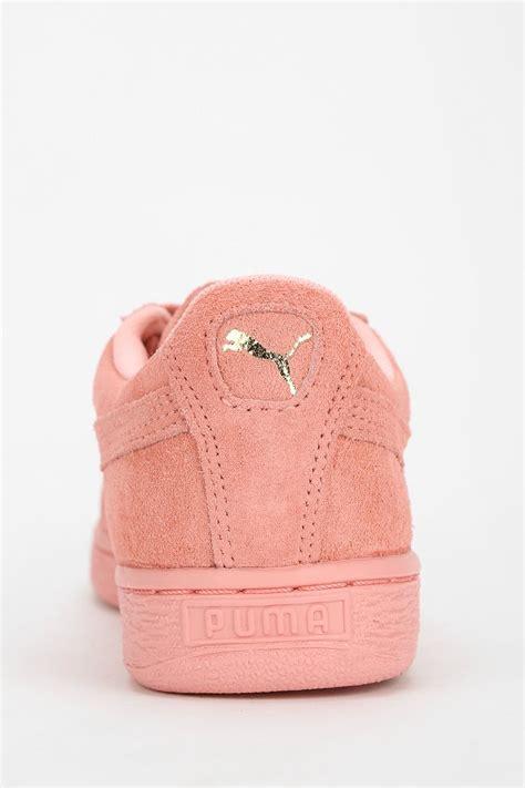 pastel sneakers tonal pastel sneaker in pink lyst
