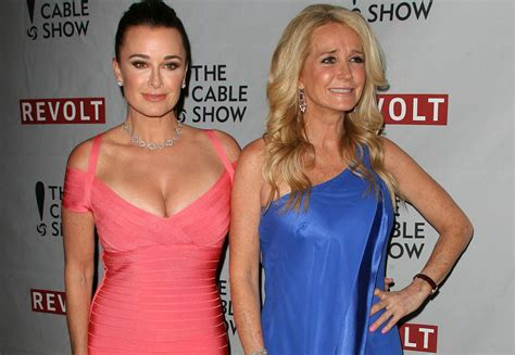 how many times has kim richards been through treatment the history of kim kyle richards feuds family feud