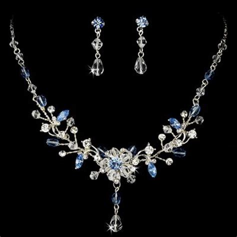 swarovski prom jewelry set wedding plans