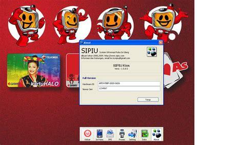 Dompet Pulsa Xl warung digital murah dijual software sipiu system informasi pulsa isi ulang