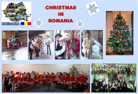 christmas cards from romania romania our nature is let s it