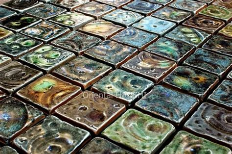 Handcrafted Ceramic Tiles - handmade custom porcelain tile id 8789464 product details