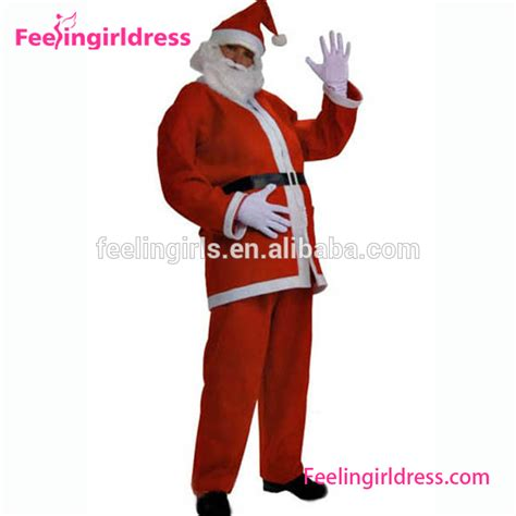 wholesaler cheap santa costume cheap santa costume