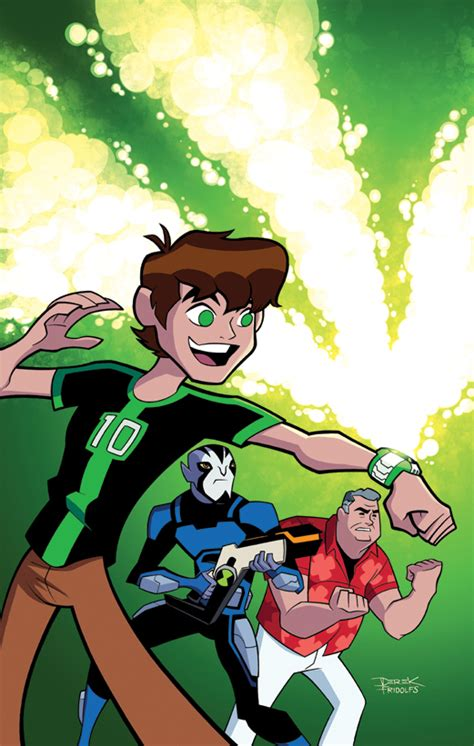 painting ben 10 ben10 cover by dfridolfs on deviantart