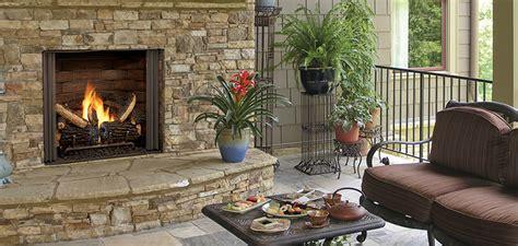 outdoor lifestyles carolina gas fireplace fireside
