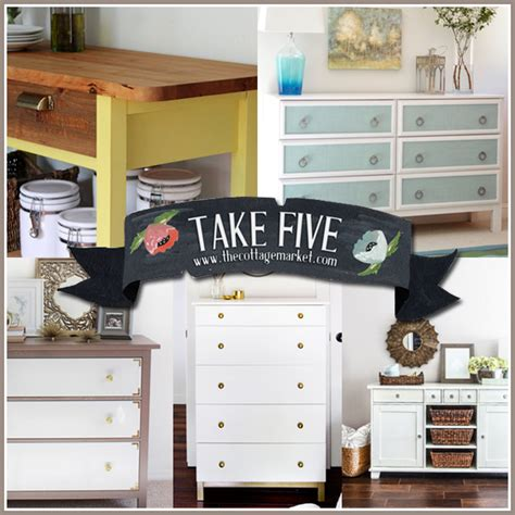 furniture hacks 5 makeovers ikea hack painted furniture diy s the cottage market