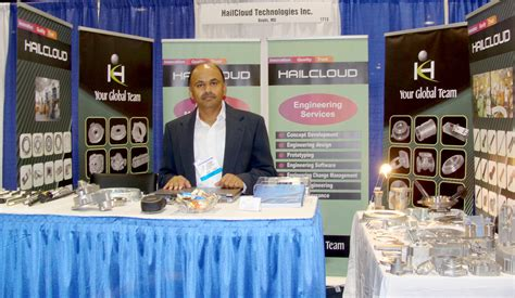 design manufacturing trade show hailcloud technologies the global sourcing company