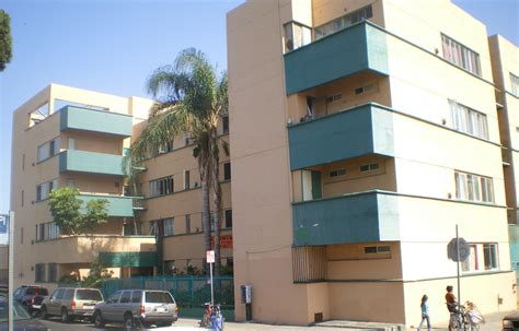 Appartments In by File Jardinette Apartments Richard Neutra Jpg