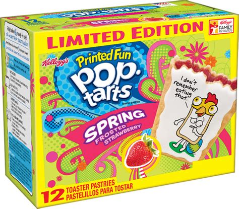Top 10 Toaster Pop Tarts Set To Release Five New Flavors Time