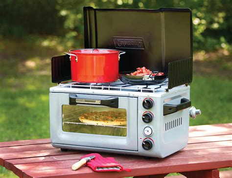 outdoor kitchen stove coleman outdoor portable oven stove