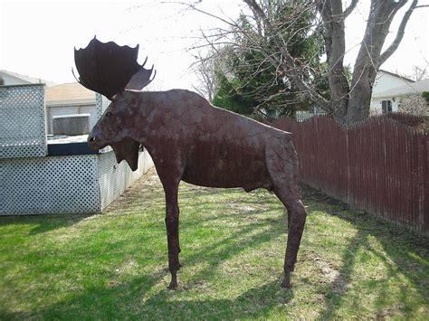 Moose Ls Sale by Moose By Drolshagen Moose Sculpture Moose