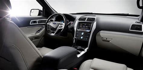 2011 Ford Explorer Interior by 187 Revealed 2011 Ford Explorer