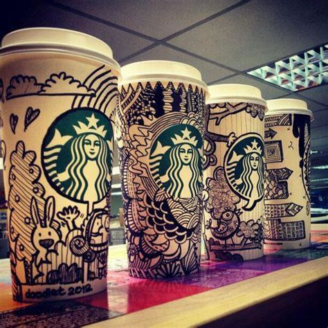 starbucks coffee cup doodle starbucks coffee coffee cup doodle illustration