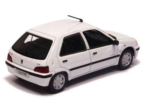 peugeot 106 electric 5 doors 1997 norev 1 43 autos