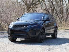 2016 land rover range rover evoque review carfax