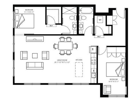 floor plan furniture store space planning and design basics la furniture blog