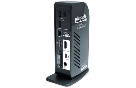 plugable usb  triple display docking station review