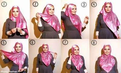 Muslim Wear Rb 25 inspirasi tutorial segi empat terbaru 2018