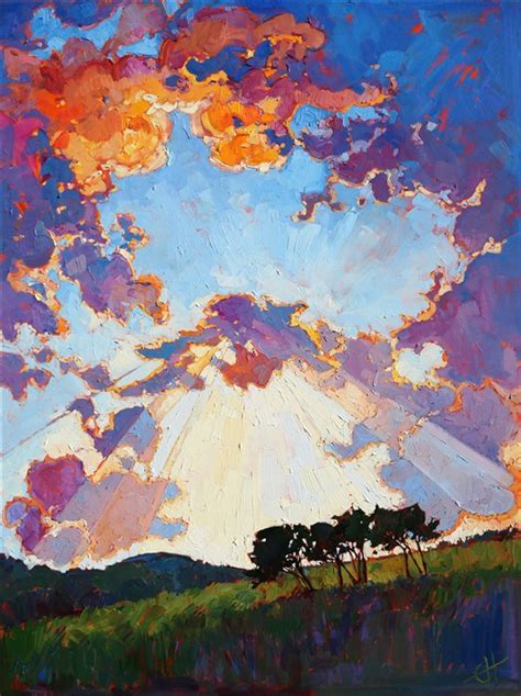 paint nite monterey texan sky ii contemporary impressionism gallery in