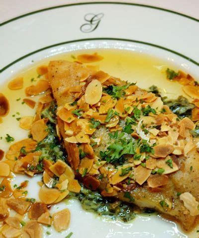 trout amandine trout amandine galatoire s restaurant in new orleans