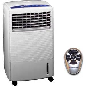 Portable evaporative air cooler mini compact air cooling ac fan
