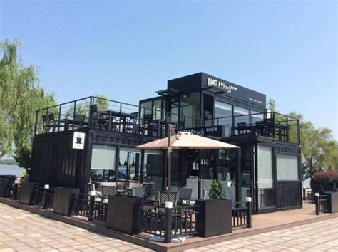 coffee shop design price shipping container restaurant 9 container cafe