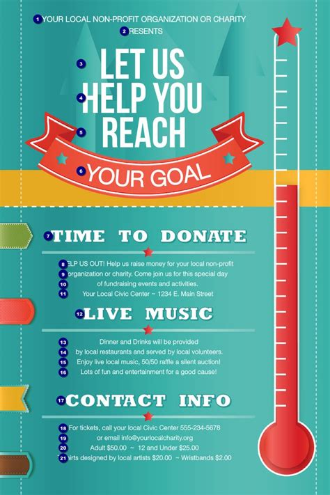 Poster 32 Idea Jpg 32 best fundraising poster ideas images on