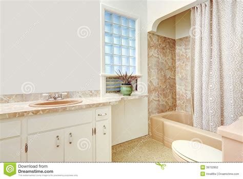 Beige And White Bathrooms by White And Beige Bathroom Stock Photo Image 39702852