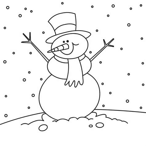 coloring book pages snowman winter season coloring pages coloring part 11