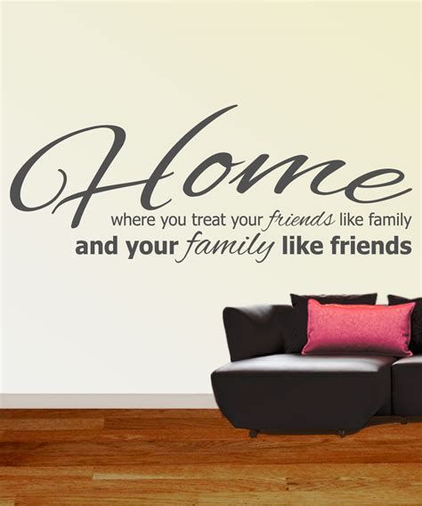 Family Quotes Wall Stickers wall quotes large loads of designs to choose from