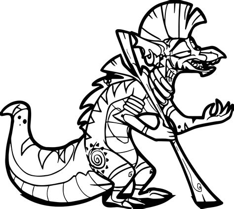 my little pony zecora coloring pages zecora dragonification coloring page wecoloringpage