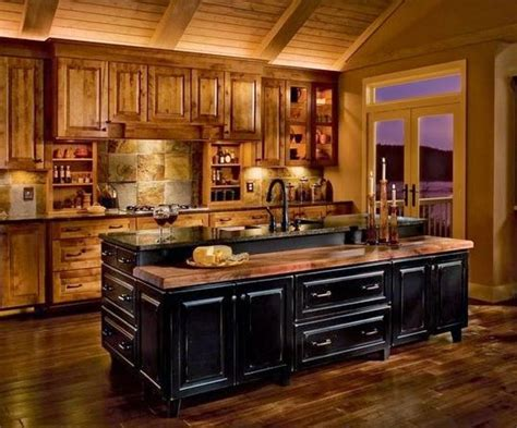 rustic kitchens ideas rustic kitchen designs