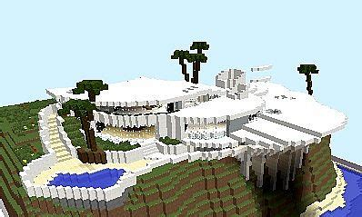 ironman house tony stark iron man house final version minecraft project