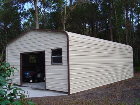 Garage Car Port by Metal Garages Carolina Metal Garage Prices Steel