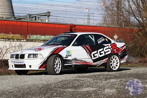 bmw rally car bmw m3 e36 rally car with carbon airbox and alpha n