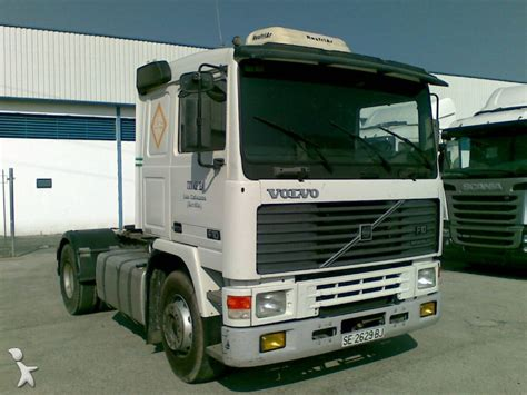 volvo f10 tractor unit from spain for sale at truck1 id